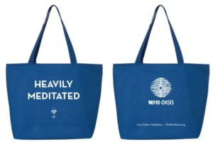 Heavily Meditated Totes