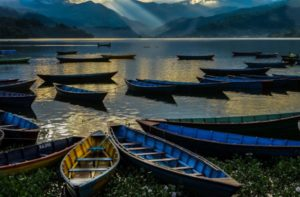 clement pokhara boats