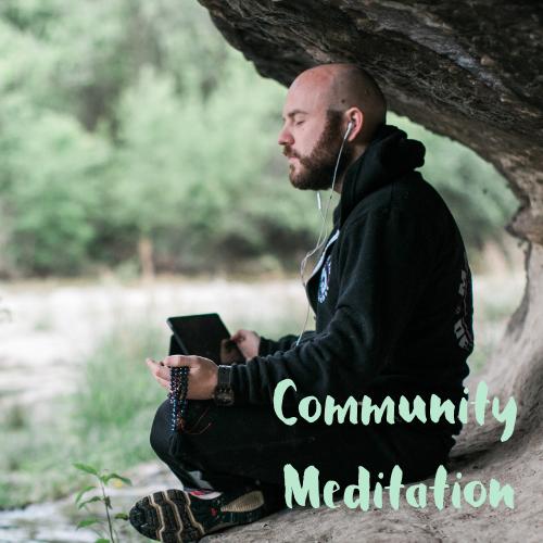 community-meditation